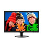 "PHILIPS MONITOR 21,5"", LED TN, 16:9, 1920X1080, 250 CD/M, 5MS, 170X160, VGA, DVI-D"