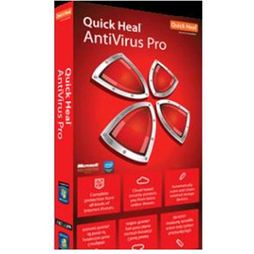QUICK HEAL ANTIVIRUS PRO 3 PC