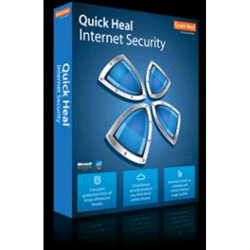 QUICK HEAL INTERNET SECURITY 3 PC
