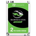 SEAGATE HDD BARRACUDA 2TB 3,5 7200RPM SATA3 256MB CACHE